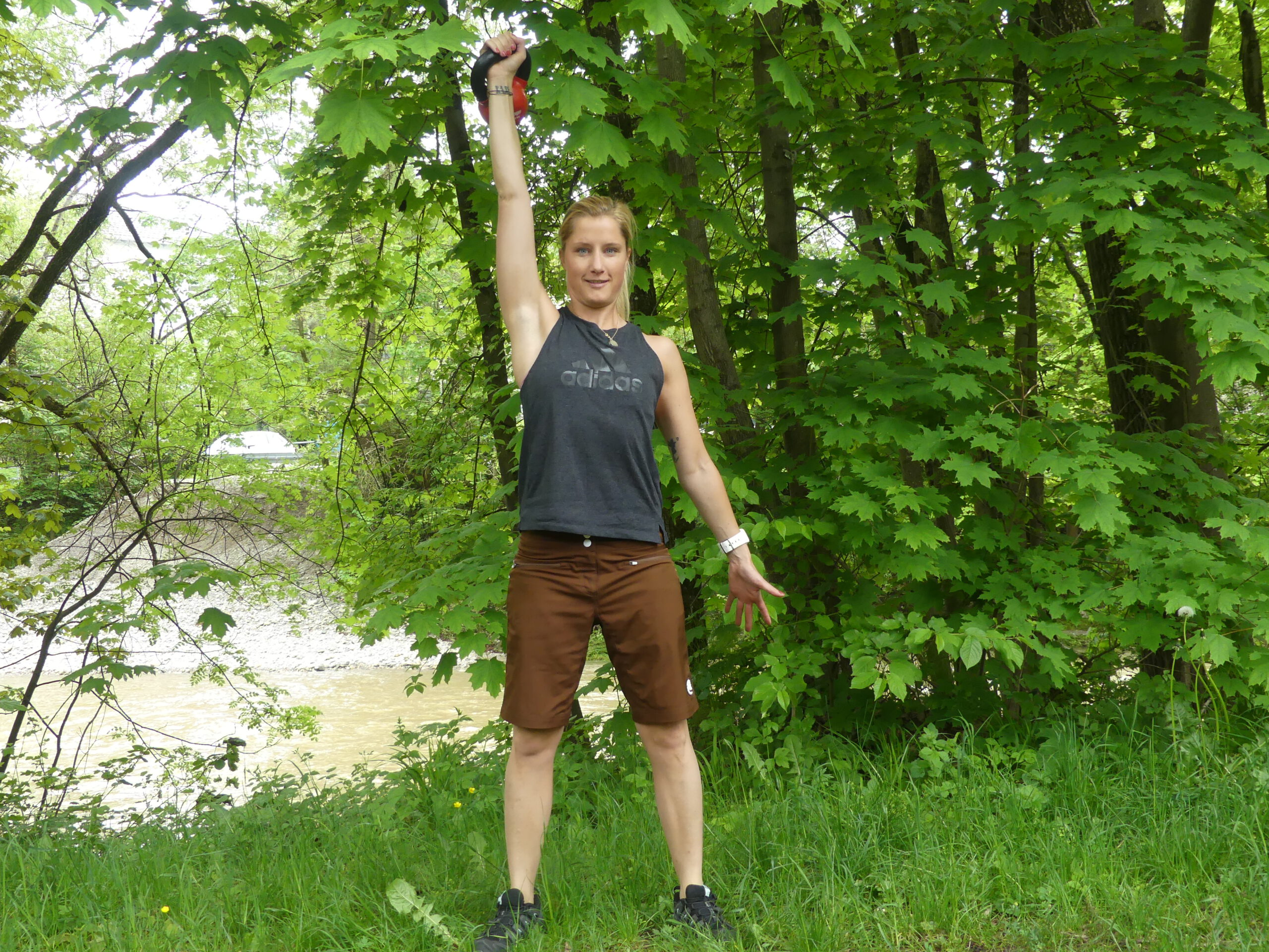 Funktional Outdoortraining Lina Meese Draussenseiter