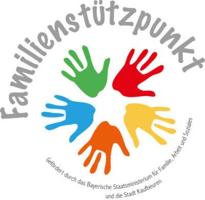 Familienstützpunkt gefördert durch das Bayerische Staatsministerium und die Stadt Kaufbeuren